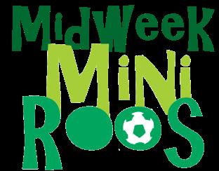 miniroos midweek logo